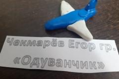 Чекмарёв Егор
